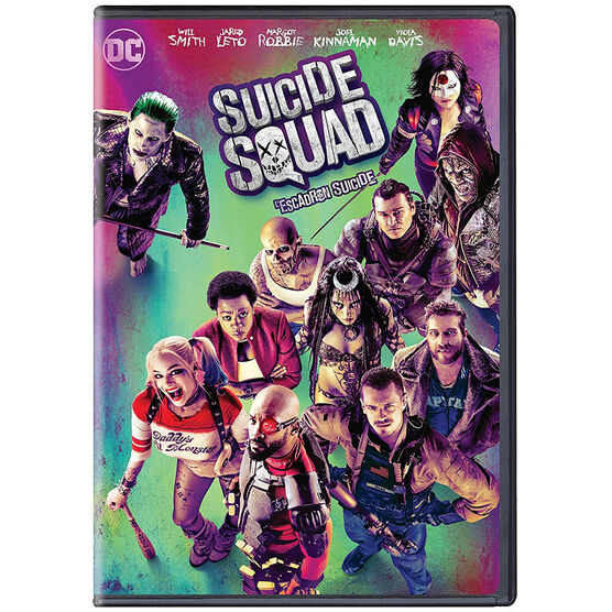 Suicide Squad - DVD