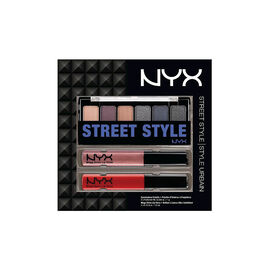 NYX Professional Makeup Rebel Kit - 3 Piece Set