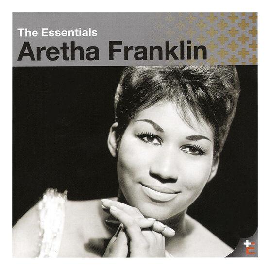 Aretha Franklin - The Essentials - CD