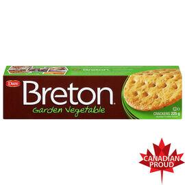 Breton Crackers Garden Vegetables - 225g