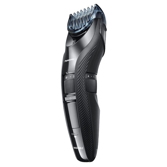 Panasonic Rechargeable Hair Trimmer - Black - ERGC51K