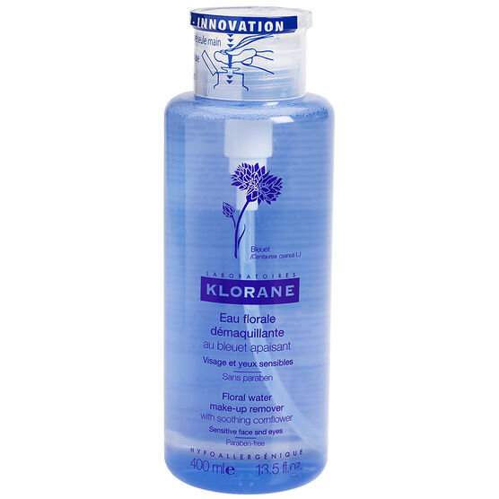 Klorane Floral Water Make-up Remover - 400ml