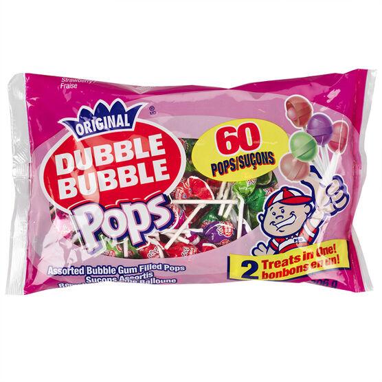Dubble Bubble Pops - 60's