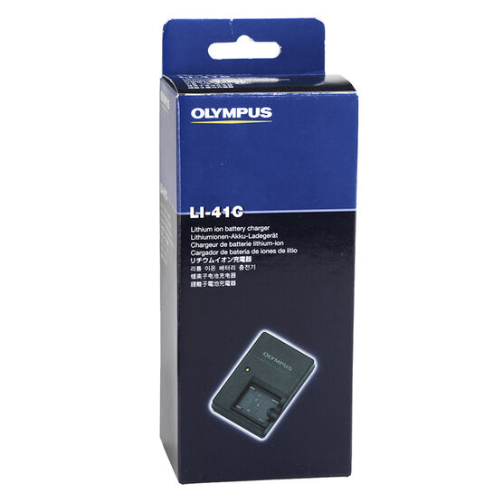 Olympus Battery Charger - LI-40C/LI-41C