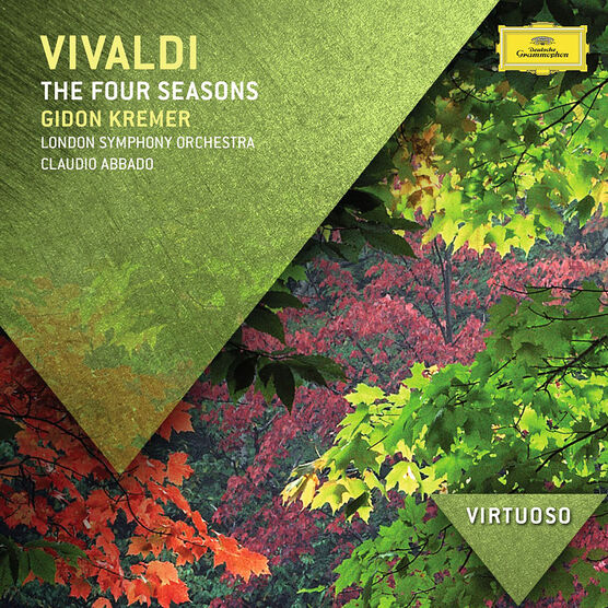 Gideon Kremer - Vivaldi: The Four Seasons - CD