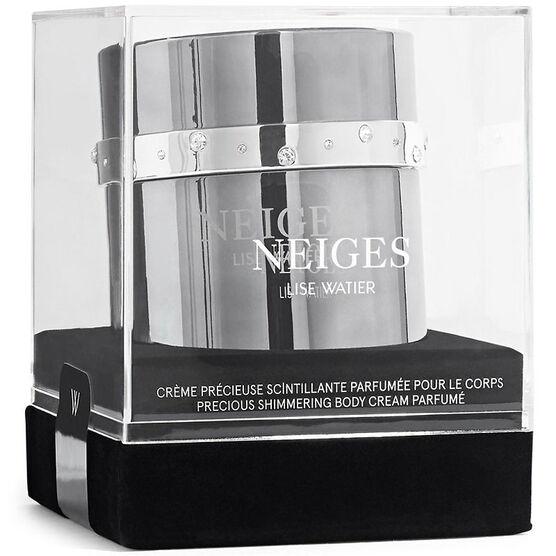 Lise Watier Neiges Precious Shimmering Body Cream Parfumé - 95ml