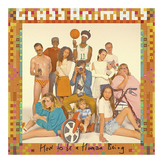 Glass Animals - How to Be a Human Being - Vinyl