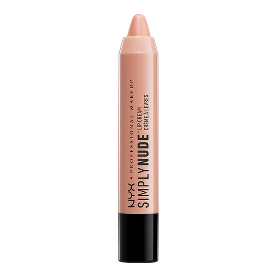 NYX Professional Makeup Simply Nude Lip Cream - Peaches