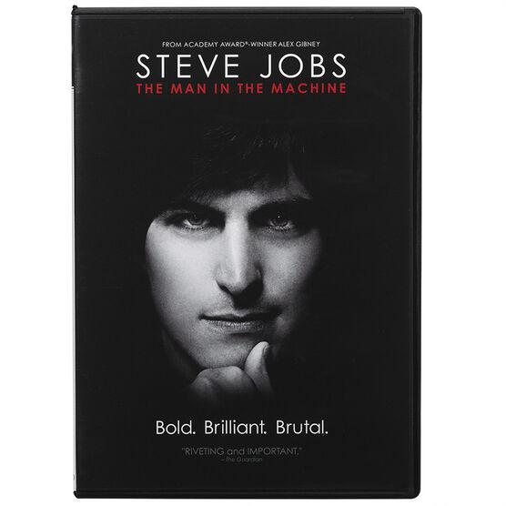 Steve Jobs: The Man In The Machine - DVD