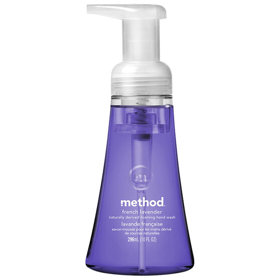 Method Foaming Hand Wash - French Lavender - 300ml