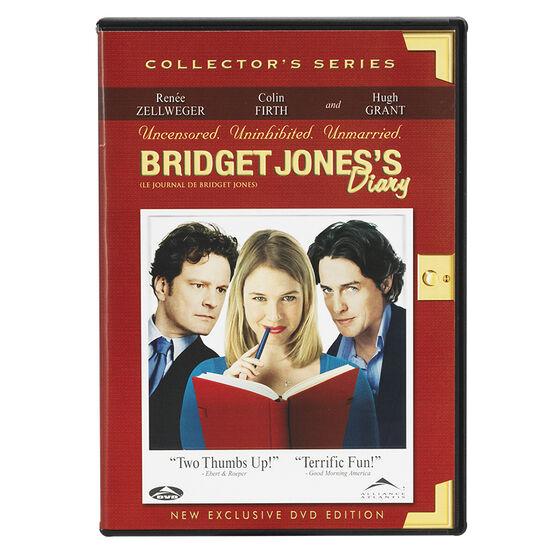 Bridget Jones's Diary Collector's Edition - DVD