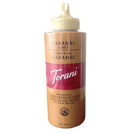 Torani Authentic Coffeehouse Flavor - Caramel - 468g