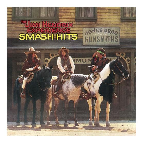 The Jimi Hendrix Experience - Smash Hits - Vinyl