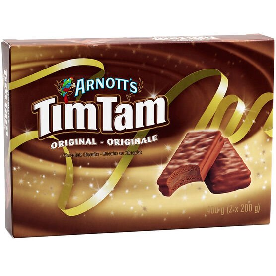 Arnott's Tim Tam Gift Box - 2 x 200g