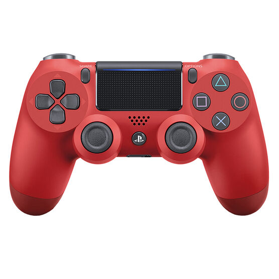 PS4 Dual Shock 4 Wireless Controller - Magma Red - 3001550