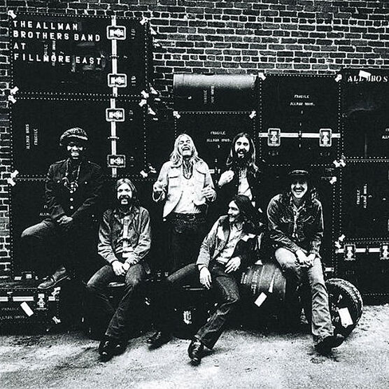 Allman Brothers Band - Live at Fillmore East - Vinyl