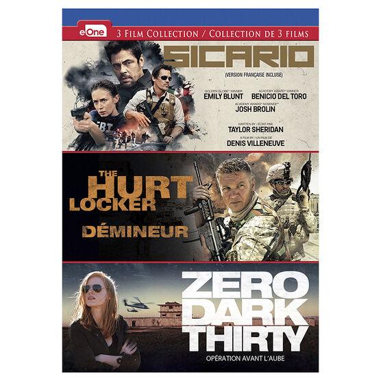 Drama Triple Feature - DVD