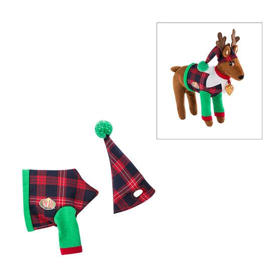 Playful Reindeer PJ's