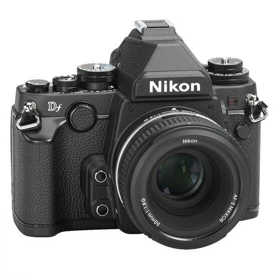 Nikon Df Black w/50mm f/1.8G Lens - 33707