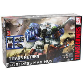Transformers Fortress