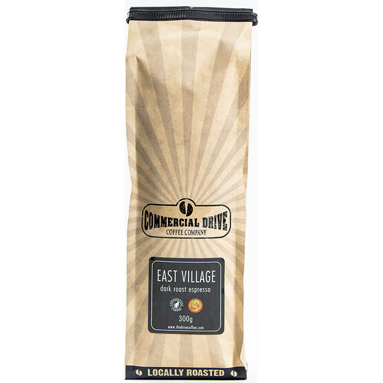 Commercial Drive Coffee - East Village - 300g