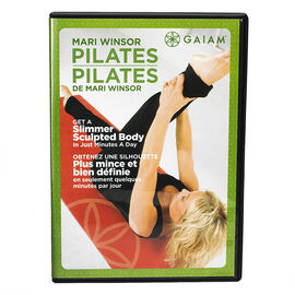 Gaiam - Mari Winsor Pilates - DVD