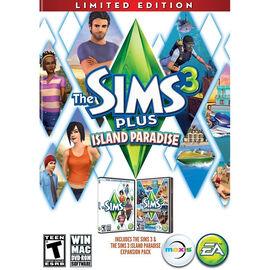 The Sims 3 - Plus Island Paradise