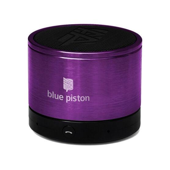 Logiix Blue Piston Bluetooth Speaker - Purple - LGX10613