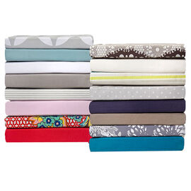 Martex 400 Thread Count Fitted Sheet - Assorted Colours