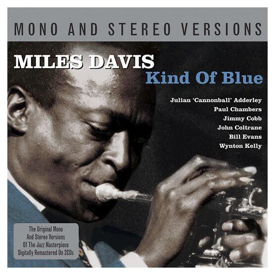 Miles Davis - Kind Of Blue - 2 CD