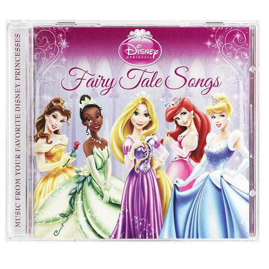 Various Artists - Disney Princess Fairy Tale - CD