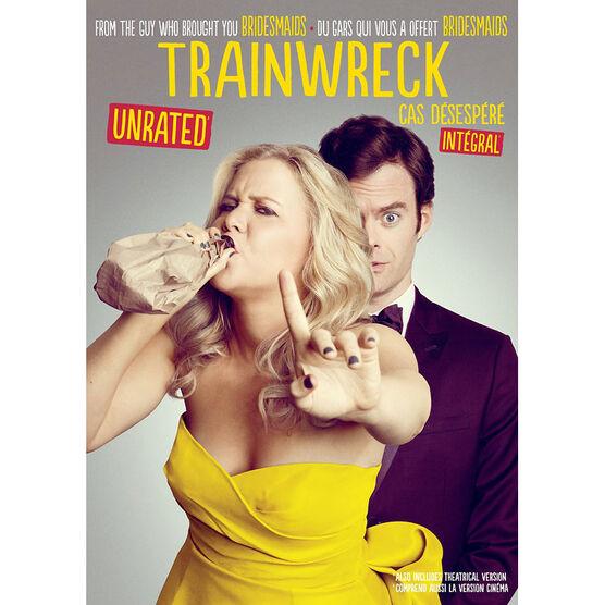 Trainwreck - DVD