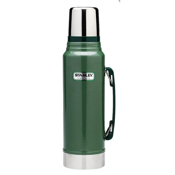 Stanley Stainless Steel Classic Vacuum Bottle - 1.1 quart