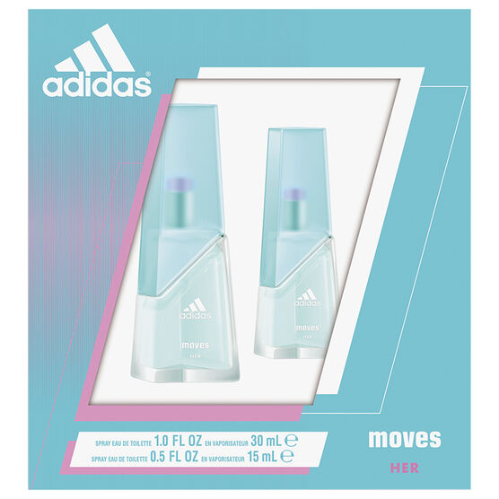 Adidas Moves for Her Set - 2 piece