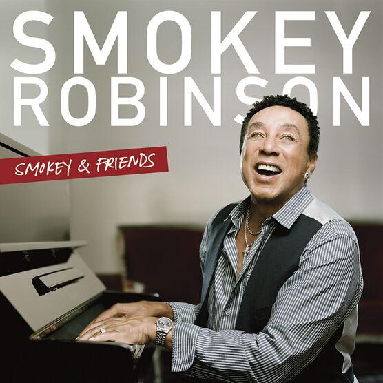 Smokey Robinson - Smokey and Friends - CD
