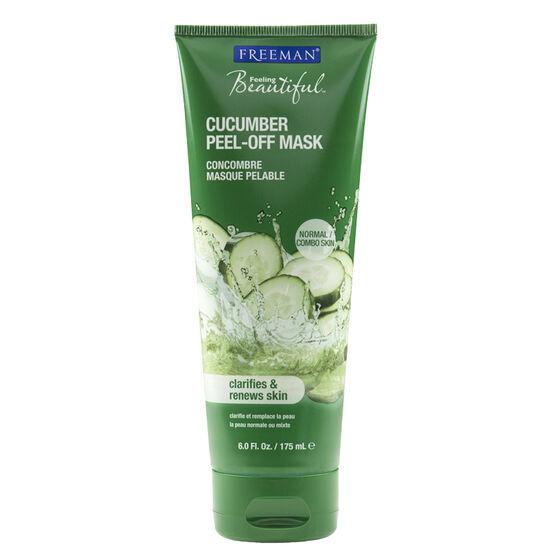Freeman Beautiful Facial Peel-Off Mask - Cucumber - 175ml