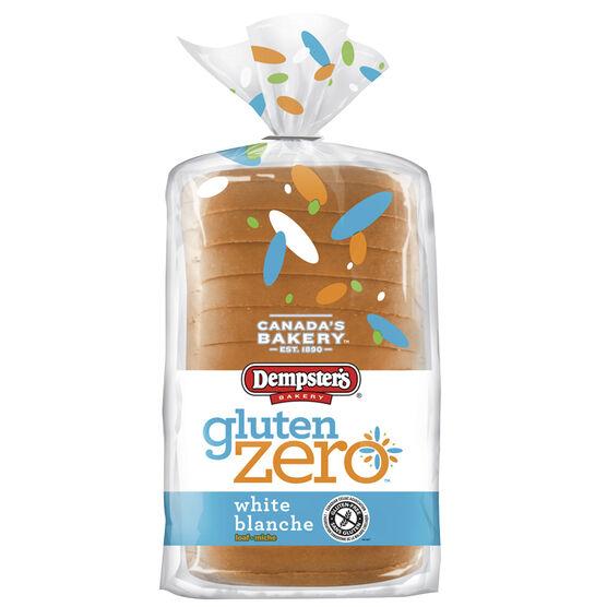 Dempster's Bakery Gluten Zero Bread - White - 340g