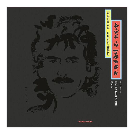 George Harrison - Live in Japan - Vinyl