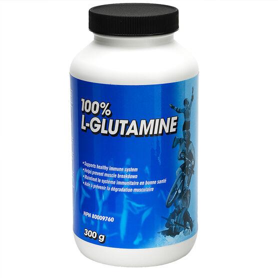 L-Glutamine 100% - 300g