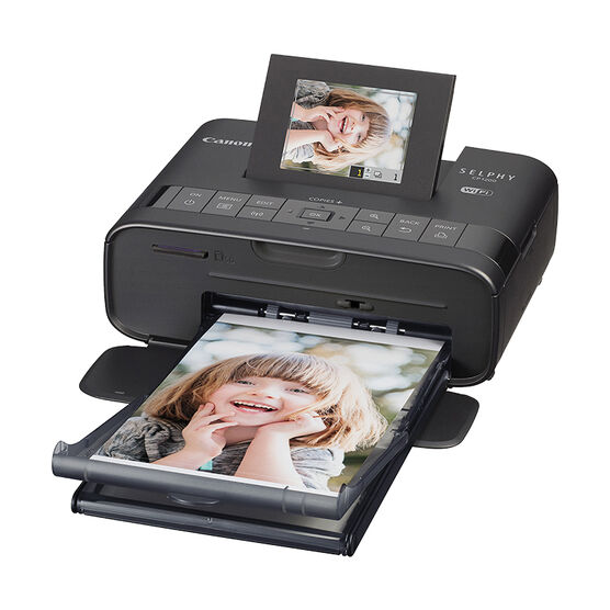 Canon Selphy CP1200 Printer - Black