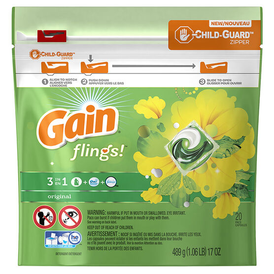 Gain Flings - Original - 72's