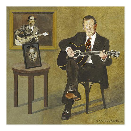Eric Clapton - Me and Mr. Johnson - Vinyl