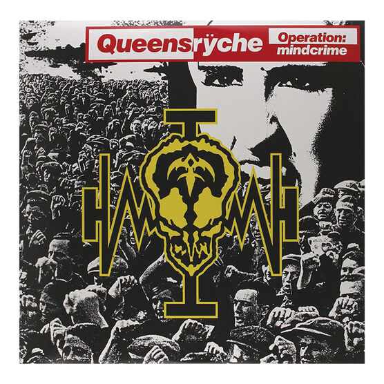 Queensryche - Operation: Mindcrime (Limited Edition) - Vinyl
