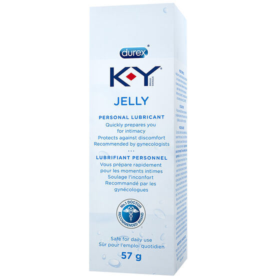 K-Y® Jelly Personal Lubricant - 56g