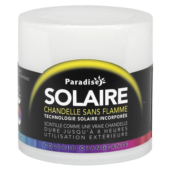 Solar Flameless Candle - Small