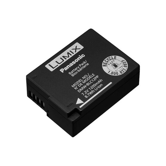 Panasonic DMWBLC12 Battery - DMWBLC12
