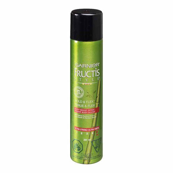 Garnier Fructis Style Hold & Flex Volumizing Spray - 281ml