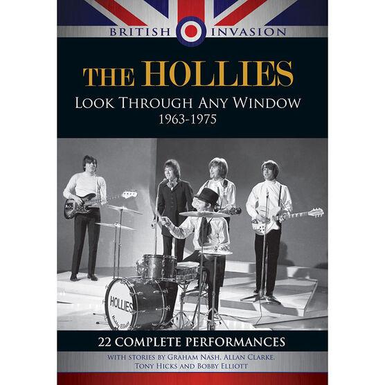 The Hollies: Look Through Any Windows 1963-1975 - DVD