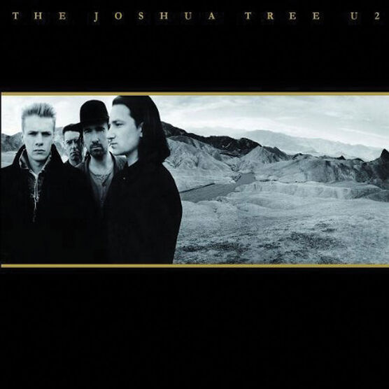 U2 - Joshua Tree - Vinyl