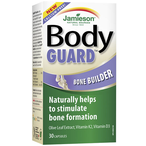 Jamieson Body Guard Bone Builder - 30's
